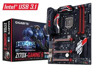 GigaByte GA-Z170X-Gaming 6 Socket 1151 Motherboard